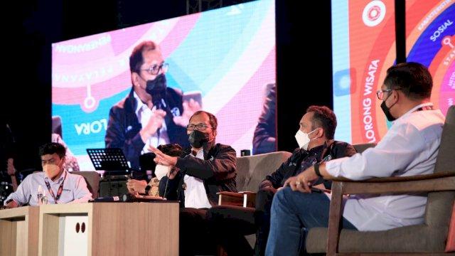 Beberkan Konsep 5.000 Lorong Wisata, Wali Kota Danny Sebut Makassar Berpeluang Jadi Kota Event