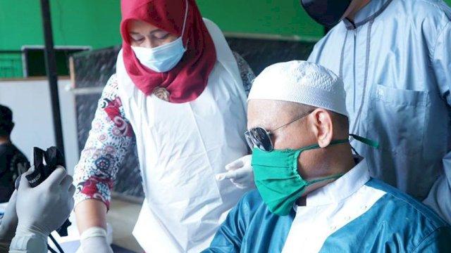 Kalla Beri 1260 Dosis Vaksin Bagi Masyarakat Duafa dan Disabilitas