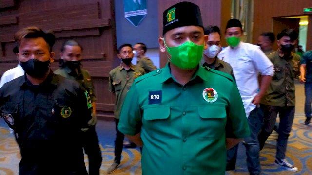 Muscab PPP Makassar Memanas, Rahcmat Taqwa Mengamuk