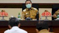 Covid-19 Melandai, Plt Gubernur Perintahkan Kontrol BOR Rumah Sakit