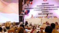 Pemkot Makassar Gelar Workshop Penataan Keuangan Bagi Pengelola Keuangan Daerah