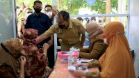 Kampanyekan Vaksinasi Sapu Jagad 100 RT 100 Persen Tiap Hari, Danny Imbau Partisipasi Warga