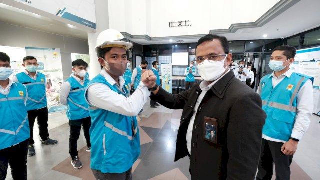 PLN UIW Sulselrabar Kirim 20 Personel untuk Dukung PON XX Papua