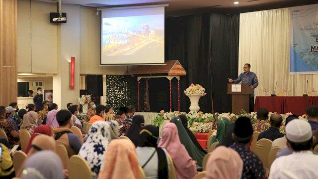 Sosialisasi Pembangunan Akses Jalan Tol MNP, Danny Minta Utamakan Sipakalebbi Sipakatau Sipakainge