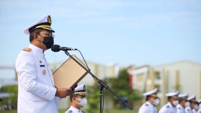Jadi IRUP PIP Makassar, Danny Minta Alumni PIP Jadi Pelaut Ulung