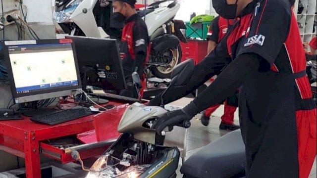 Program YDT Yamaha Berikan Servis Motor Injeksi Lebih Cepat dan Akurat