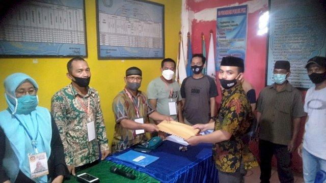 """Bermodal """"Bismillah"""" Seorang Jurnalis di Jeneponto Mendaftar Balon Kades"""