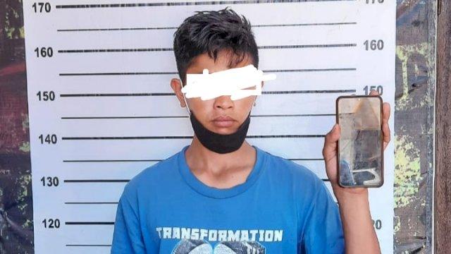 Hina Bupati Jeneponto Lewat Akun Palsu di Facebook, Pemuda Asal Gowa Ditangkap Polisi