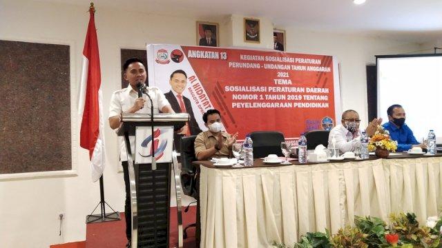 Al Hidayat Samsu Harap Penyelenggaraan Pendidikan di Makassar Bisa Beradaptasi
