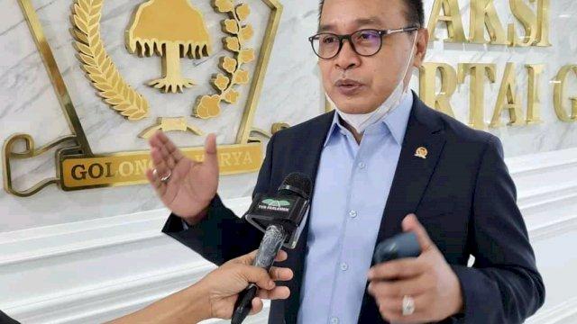 Kandidat Kuat Wakil Ketua DPR RI, Supriansa Sebut Lodewijk Bisa Diterima Semua Pihak