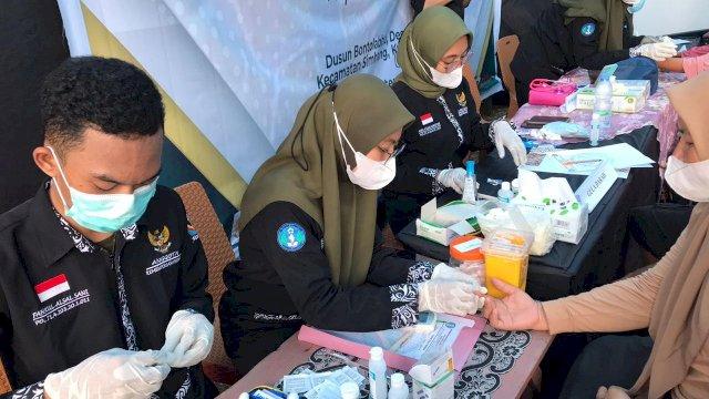 BEM Poltekkes Kemenkes Makassar Gelar Bakti Sosial