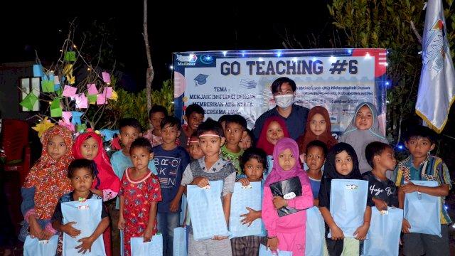 IKASA Makassar Gelar Go Teaching Batch 6 di Tengah Pandemi