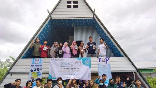 Forum Lingkar Pena Cabang Makassar Gelar Pelatihan Kepenulisan