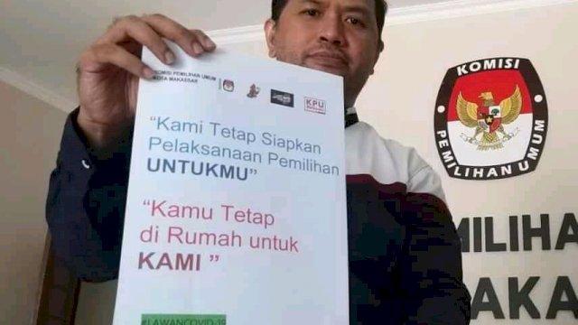 Gunawan Mashar Masuk Daftar PAW Nursari di Bawaslu Makassar