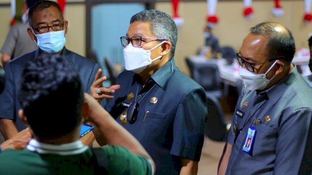 Momentum Perayaan Maulid Nabi, Walikota Taufan Pawe Imbau Warga Tetap Prokes