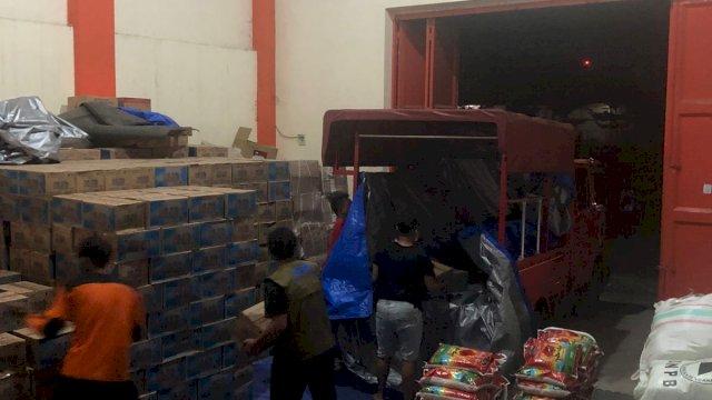 Plt Gubernur Sulsel Instruksikan BPBD Sulsel Turunkan TRC Evakuasi Korban Banjir dan Longsor di Luwu