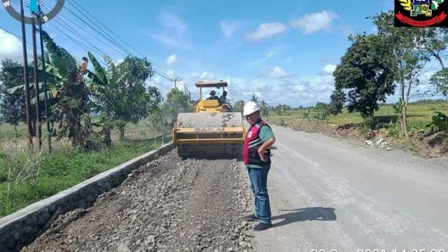 Pemprov Sulsel Lanjutkan Pembangunan Ruas Jalan Penghubung Wajo-Sidrap