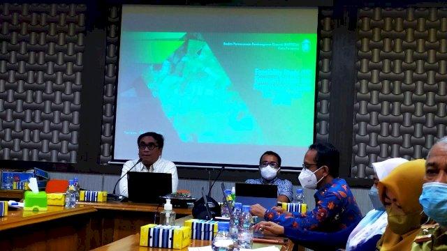 LPPM Unhas Bersama Pemkot Parepare Bahas Feasibility Study Pengembangan dan Masterplan KIPAS