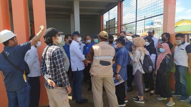 Staf Ahli Menteri PUPR Tinjau Kawasan Niaga Parepare