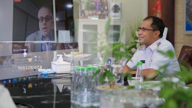 Dihadapan Peserta ASUF, Danny Bagi Pengalaman Smart City Digital Payment