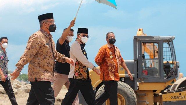 Walikota Taufan Pawe Sebut Anjungan Cempa'e Bakal Jadi Kawasan Wisata Prospektif