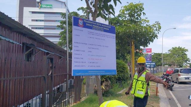 Pengendara Diminta Hindari Jalan Metro Tanjung Bunga, Ini Penjelasannya