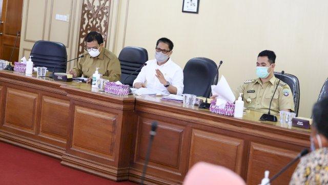 Pemilik Lahan Jalur Kereta Api Makassar Parepare Mengadu ke DPRD Sulsel