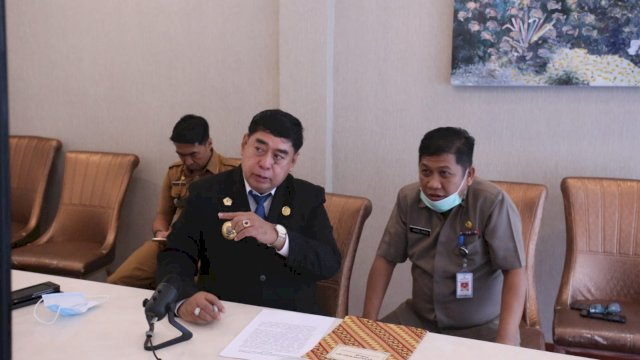 Abdul Hayat Paparkan Layanan Publik Kekinian Sulsel di Komisi Informasi Pusat