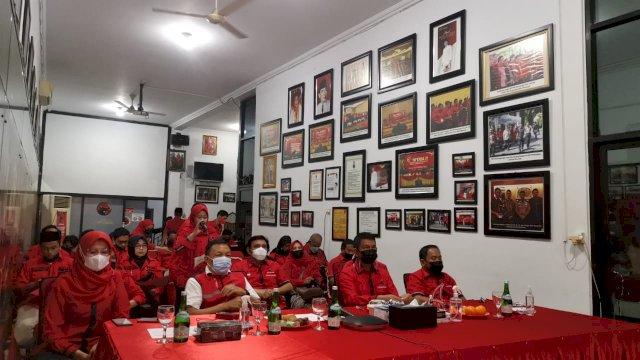 Ridwan Wittiri Tekankan ke Kader PDIP Agar Ideologi Partai Selalu di Hati