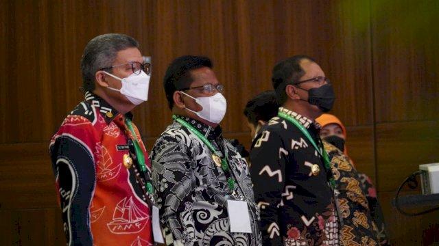 Wali Kota Parepare Hadiri ISCFE dan Rakernis APEKSI di Jogja