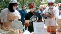 BRI Terus Dorong Geliat UMKM di Tanah Air Lewat Bazaar Klaster Mantriku