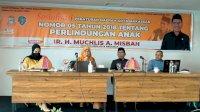 Legislator Makassar Muchlis Misbah Sebut Perlindungan Anak Tanggung Jawab Semua Pihak