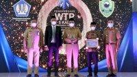Suardi Saleh Antarkan Barru Raih Penghargaan WTP 5 Tahun Berturut-turut