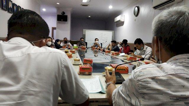 DPRD Makassar Rekomendasikan ke Camat Rappocini Tuntaskan Persoalan PKL