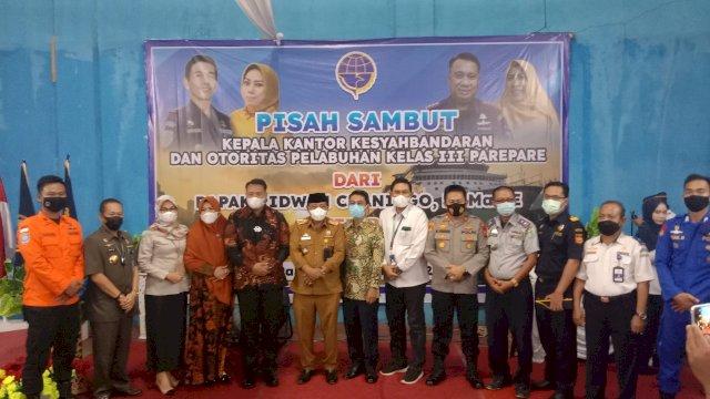 Pemkot-KSOP Parepare Sinergi Tingkatkan Kualitas Pelayanan Kepelabuhanan