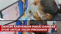 VIDEO: Polisi Gerebek Kantor Pinjol, Oknum Karyawan Pakai Gambar Syur untuk Tagih Pinjaman