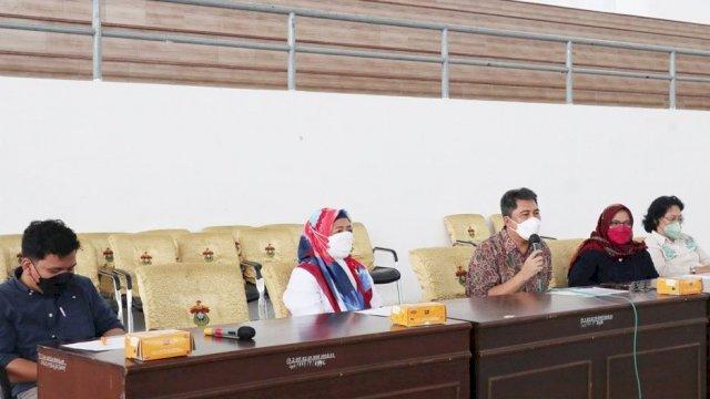 Universitas Hasanuddin Persiapkan Swab Antigen Jelang Perkuliahan Luring