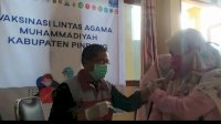 PD Muhammadiyah Pinrang Gelar Vaksinasi COVID-19 Lintas Agama